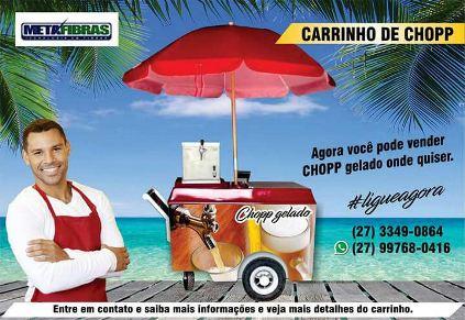 CARRINHO DE CHOPP